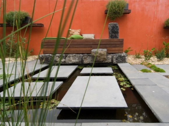Decorating the Outdoors with Brilliant Courtyard Designs6