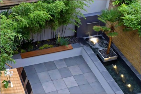 Decorating the Outdoors with Brilliant Courtyard Designs8