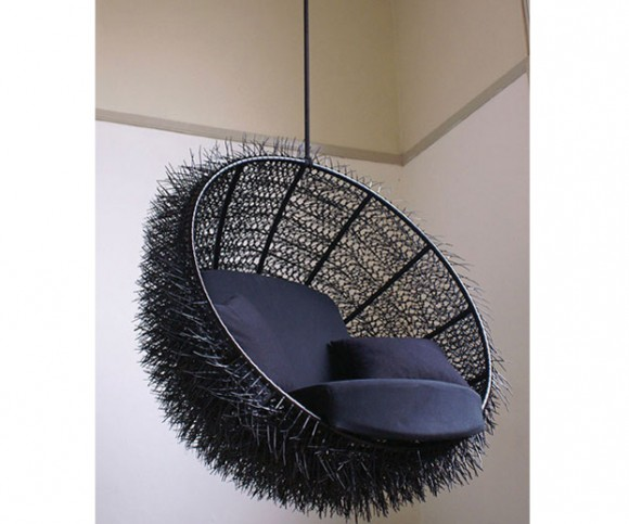 Just Hang Around with a Creative Hanging Chair16