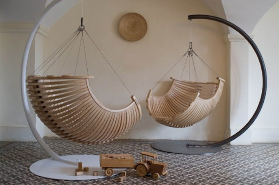Just Hang Around with a Creative Hanging Chair17