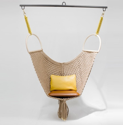 Just Hang Around with a Creative Hanging Chair6