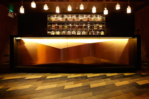 Johnnie Walker House 5