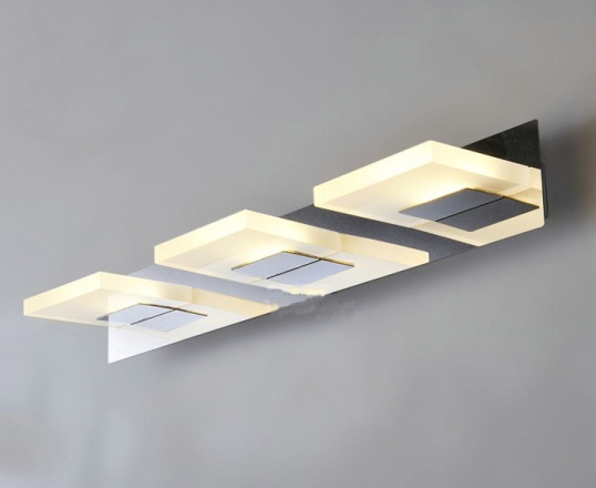 Light up your world with modern light fixtures for Modern bathroom vanity light fixtures