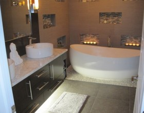 Transform your Bathroom into a Refuge of Tranquility with Zen Design Ideas1