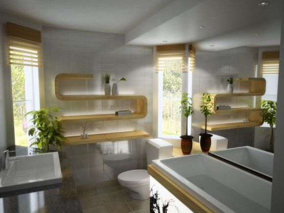 Transform your Bathroom into a Refuge of Tranquility with Zen Design Ideas17