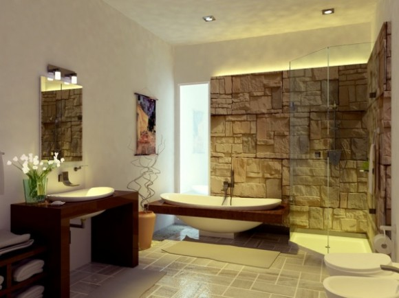 Transform your Bathroom into a Refuge of Tranquility with Zen Design Ideas2