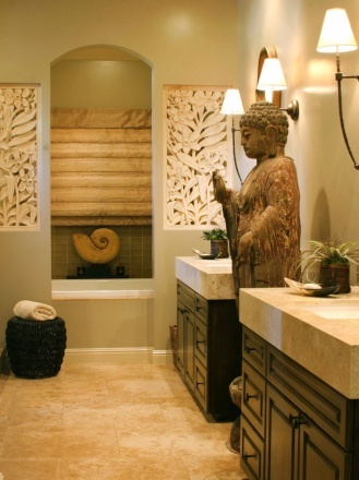Transform your Bathroom into a Refuge of Tranquility with Zen Design Ideas3
