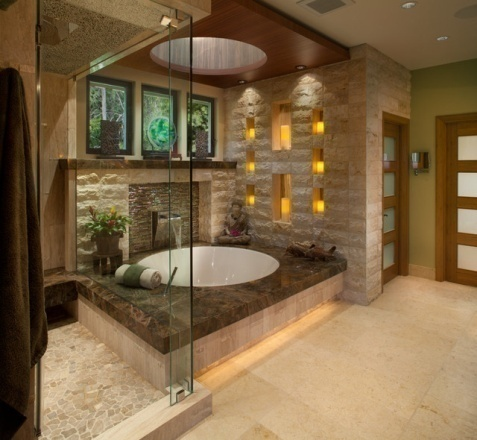 Transform your Bathroom into a Refuge of Tranquility with Zen Design Ideas5