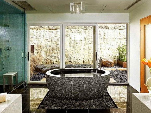 Transform your Bathroom into a Refuge of Tranquility with Zen Design Ideas8