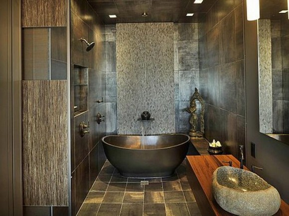 Transform your Bathroom into a Refuge of Tranquility with Zen Design Ideas9