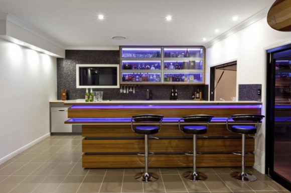 Unadulterated Luxury with your Very Own Home Bar11