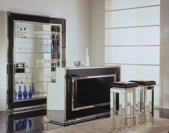 Unadulterated Luxury with your Very Own Home Bar14