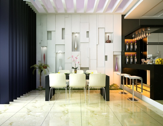 Unadulterated Luxury with your Very Own Home Bar3