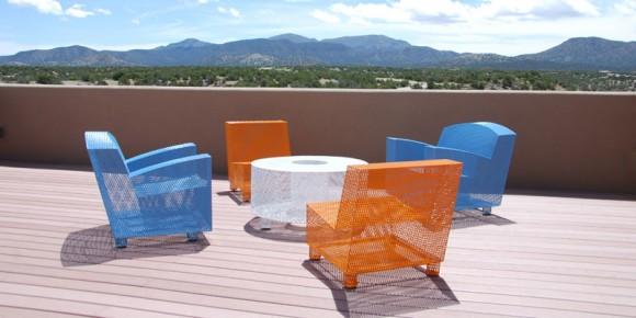 7 Refreshingly Modern Patio Furniture Designs1