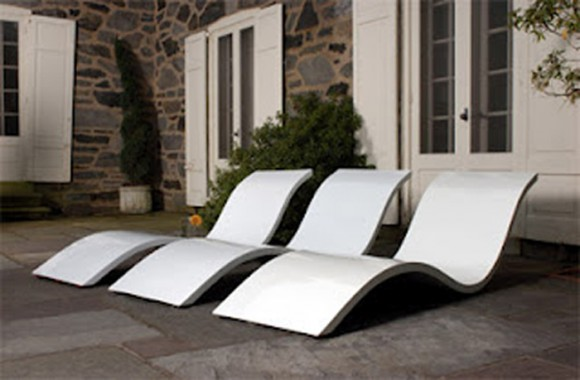 7 Refreshingly Modern Patio Furniture Designs14