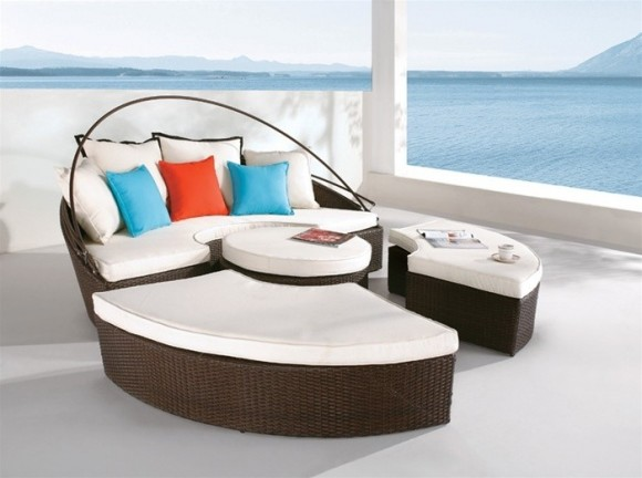 7 Refreshingly Modern Patio Furniture Designs18