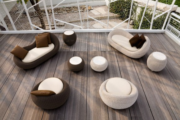 7 Refreshingly Modern Patio Furniture Designs19