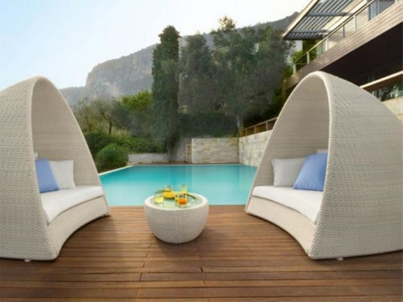 7 Refreshingly Modern Patio Furniture Designs20