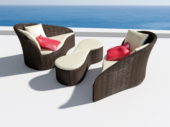 7 Refreshingly Modern Patio Furniture Designs3