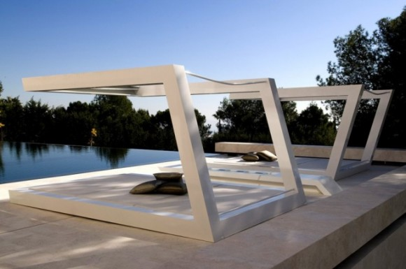 7 Refreshingly Modern Patio Furniture Designs7