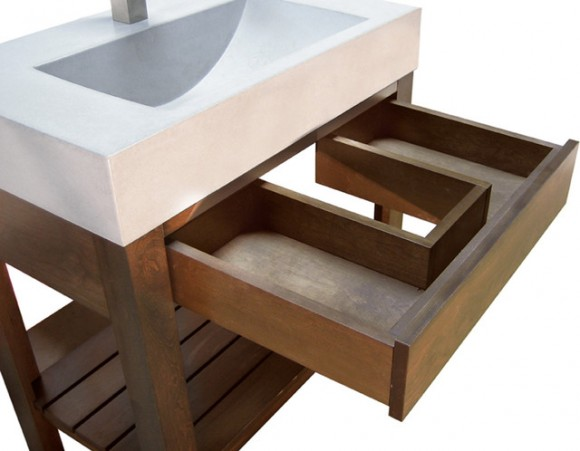 9 Smart Concrete Sink Ideas for the Home12