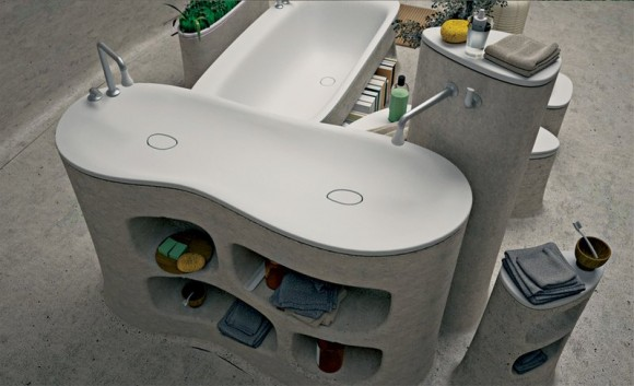 9 Smart Concrete Sink Ideas for the Home16