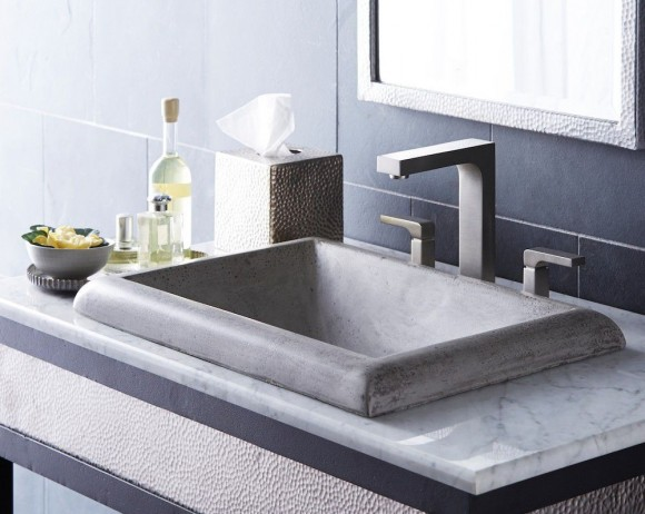9 Smart Concrete Sink Ideas for the Home19