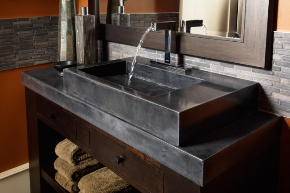 9 Smart Concrete Sink Ideas for the Home4