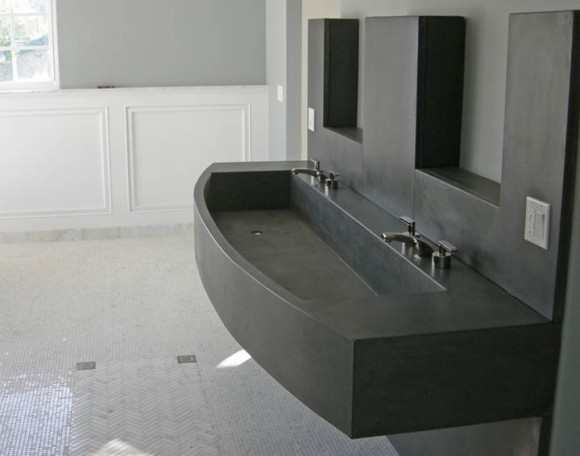 9 Smart Concrete Sink Ideas for the Home6