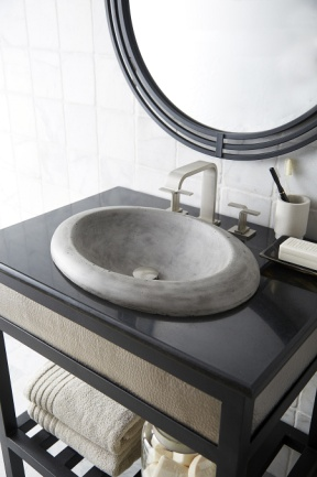 9 Smart Concrete Sink Ideas for the Home7