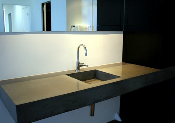 9 Smart Concrete Sink Ideas for the Home8