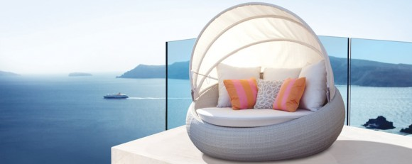Create your Personal Space with an Outdoor Daybed8