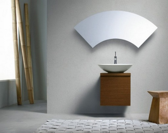 How to Decorate your Bathroom with a Stylish Mirror2