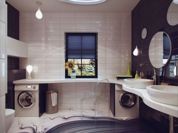 How to Decorate your Bathroom with a Stylish Mirror22