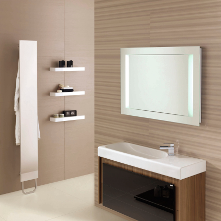 How to Decorate your Bathroom with a Stylish Mirror6