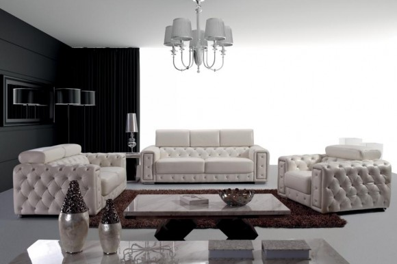 7 Chic Tufted Sofa Designs to Accentuate Home Interiors13