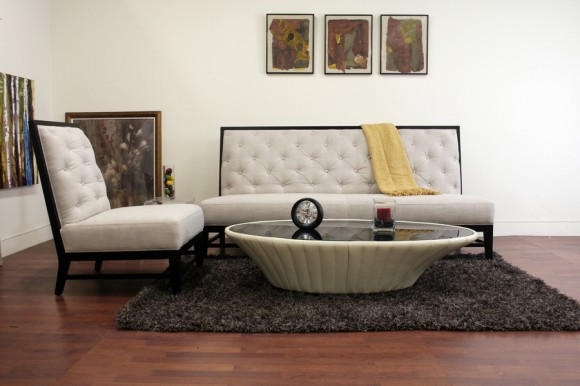 7 Chic Tufted Sofa Designs to Accentuate Home Interiors16