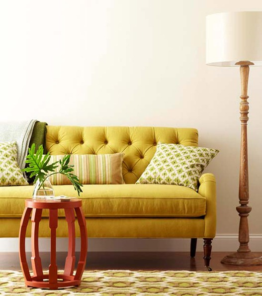 7 Chic Tufted Sofa Designs to Accentuate Home Interiors6