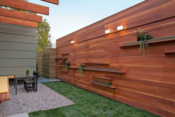 7 Modern Fence Designs for your Modern Home4