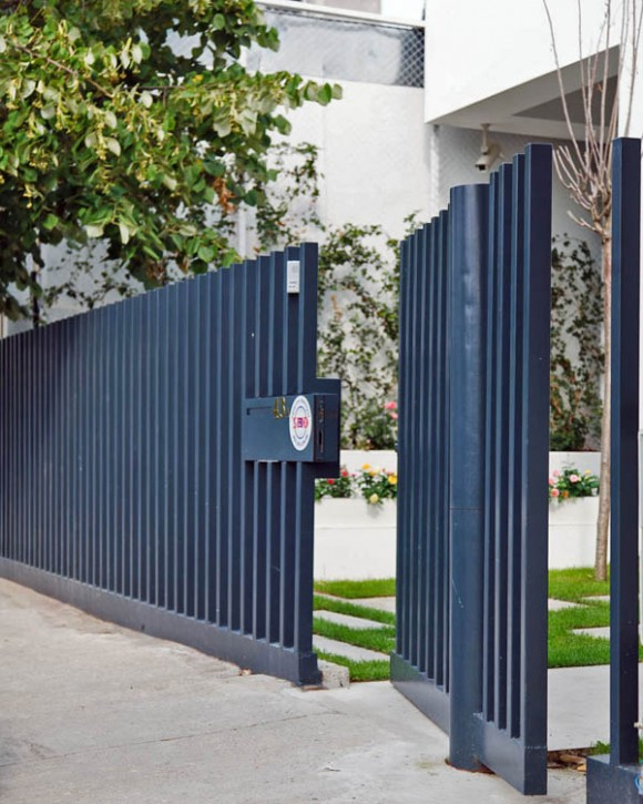 7 Modern Fence Designs For Your Modern Home Iroonie Com