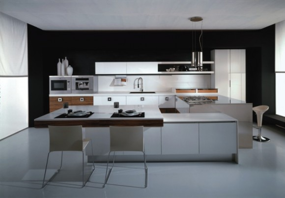 Functional and Aesthetic Kitchen Cabinet Designs11