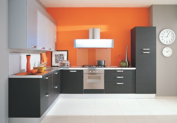 Functional and Aesthetic Kitchen Cabinet Designs14