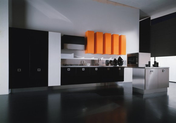 Functional and Aesthetic Kitchen Cabinet Designs17