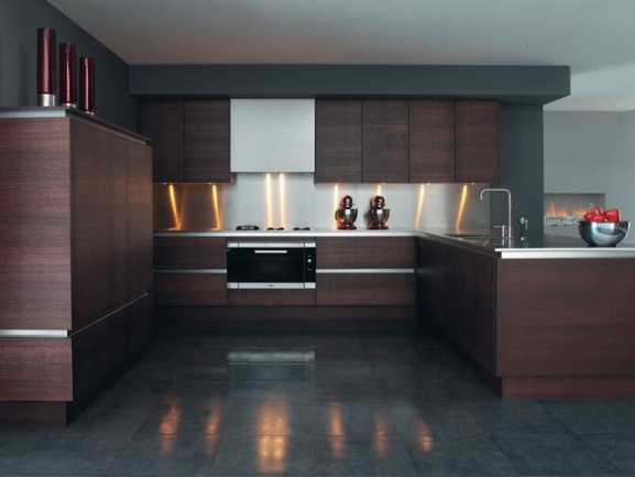 Functional and Aesthetic Kitchen Cabinet Designs2