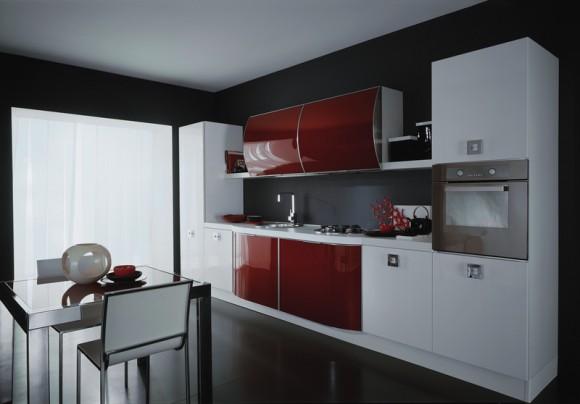Functional and Aesthetic Kitchen Cabinet Designs21