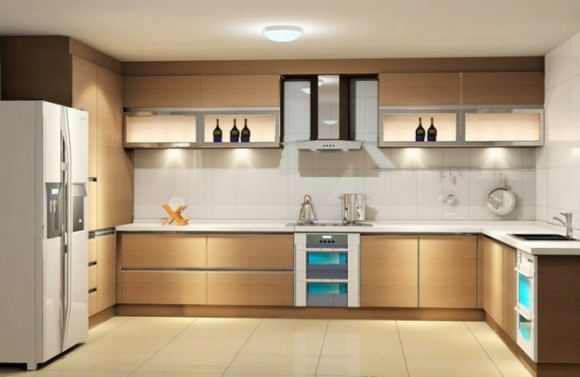 Functional and Aesthetic Kitchen Cabinet Designs6