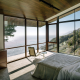 Invite the Mystical Ambience of Glass Walls in your Bedroom10