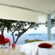 Invite the Mystical Ambience of Glass Walls in your Bedroom5