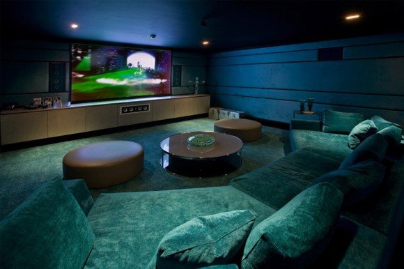 Discover Impeccable Luxury with Modern Home Theater Ideas13