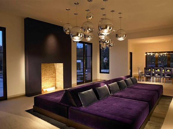 Discover Impeccable Luxury with Modern Home Theater Ideas14